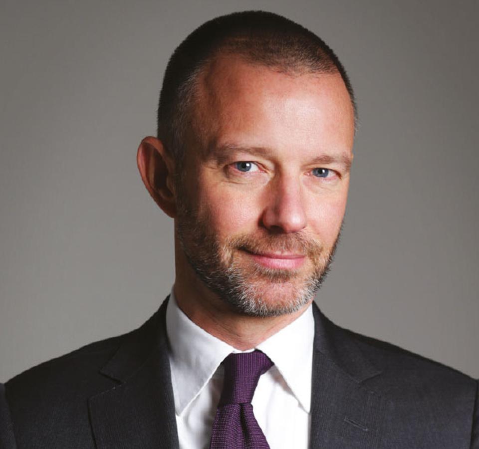ACI Europe Director General Olivier Jankovec head and shoulders
