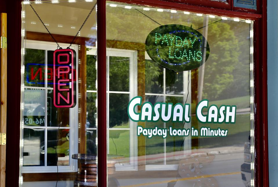 Payday loans tend to be expensive