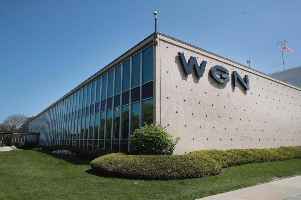 Nexstar is launching a new three-hour prime time newscast  on cable's WGN America beginning in September.