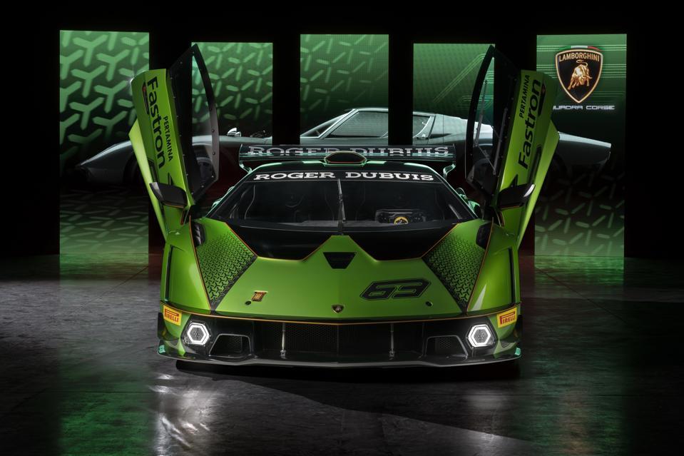 Lamborghini limited edition SCV12.