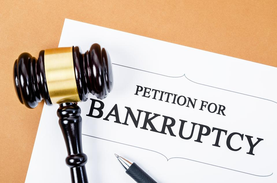 The bankruptcy case has started.