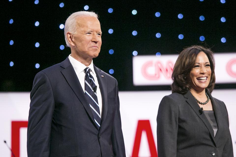 Joe Biden, Kamala Harris, Democratic nomination, democrats, trump