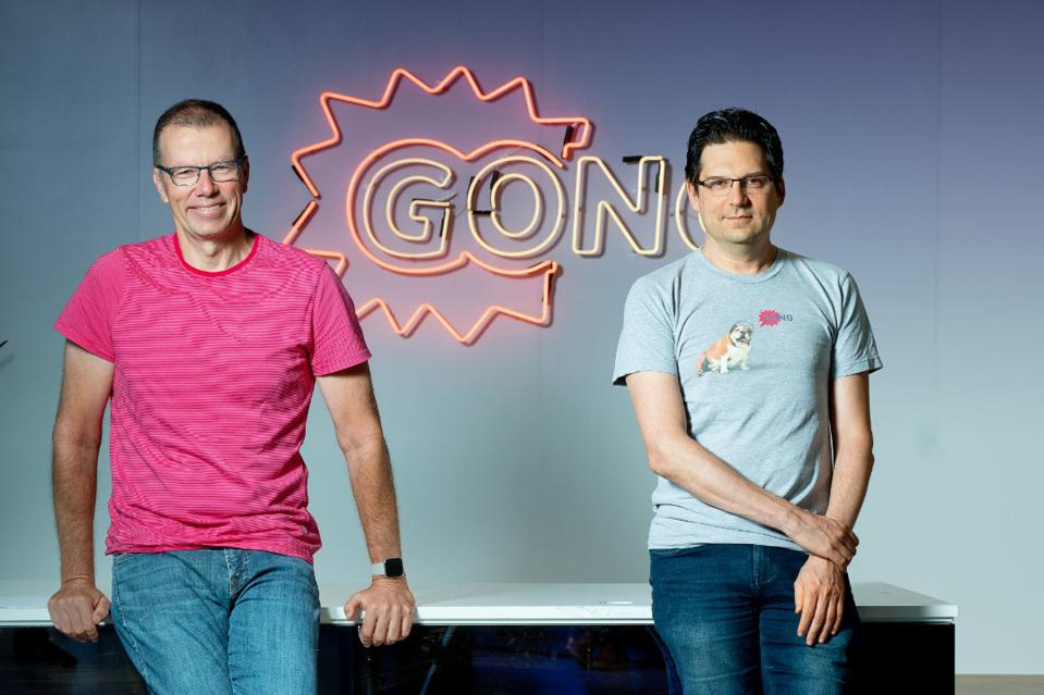 Gong cofounders