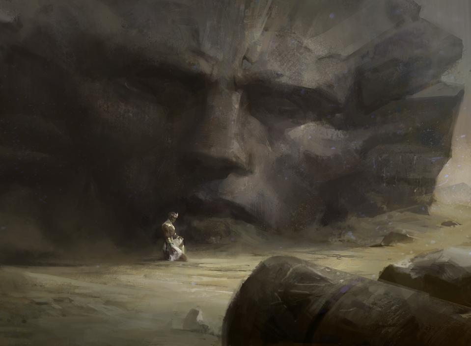 Sphinx's Revelation by John Di Giovanni