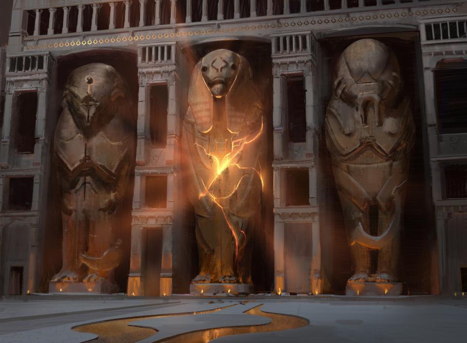 Perilous Vault by Titus Lunter