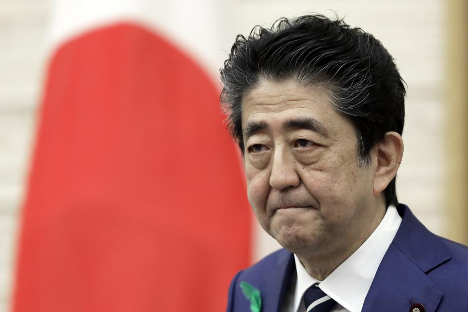 Japan Imposes Nationwide State Of Emergency To Contain Coronavirus Pandemic
