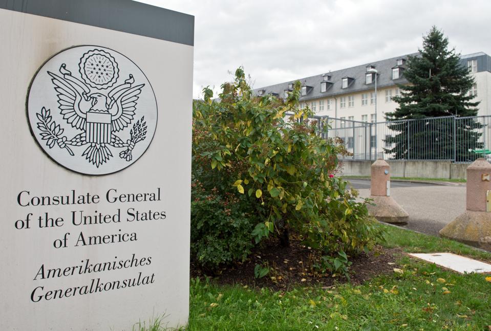 US Consulate General in Frankfurt Main