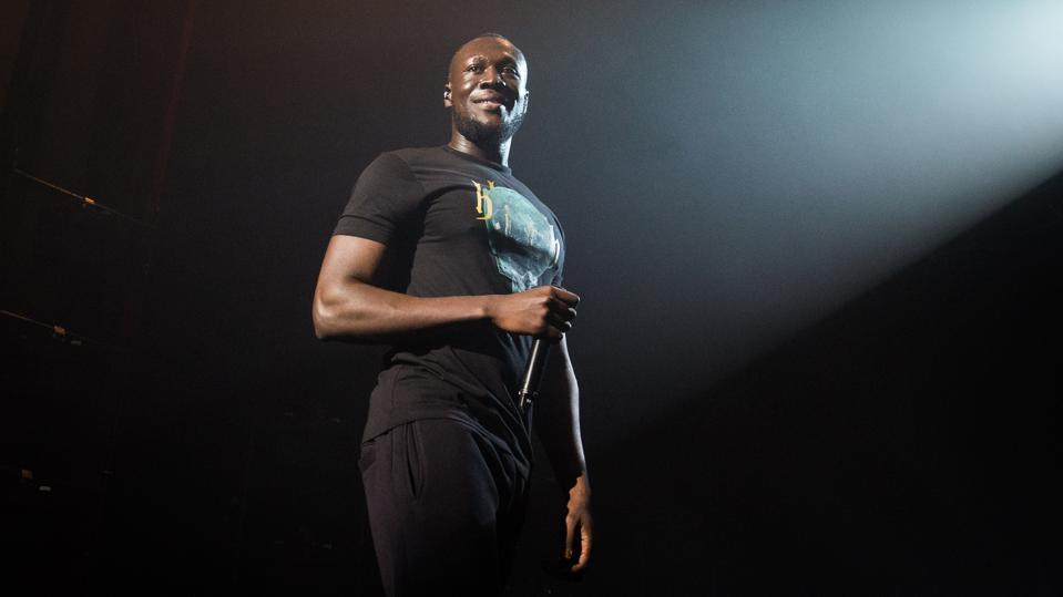 Stormzy Performs At Le Trianon In Paris