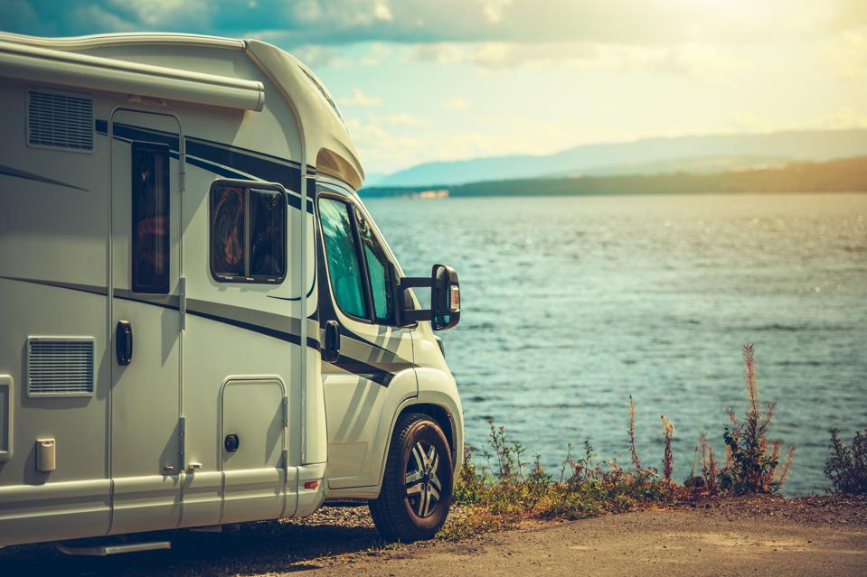 RVs have been the success story of 2020 travel