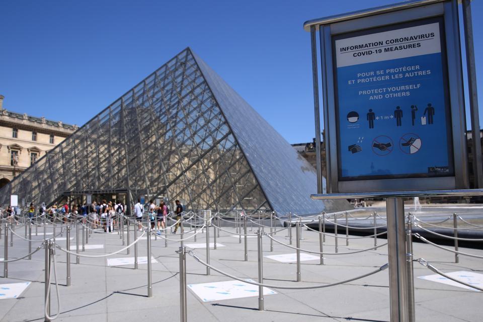 FRANCE-PARIS-COVID-19-NEW CASES