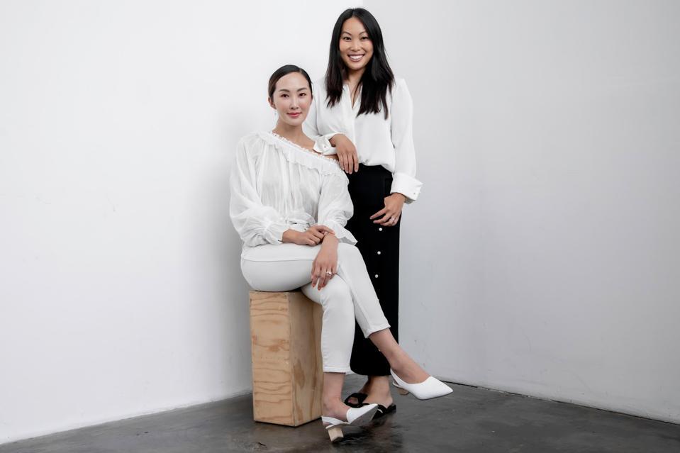 Chriselle Lim and Joan Nguyen, cofounders of Bumo, Photo Credit: Courtesy of Bumo