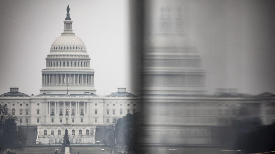 Capitol Hill Prepares Ahead Of Full House Vote On Impeachment Articles This Week