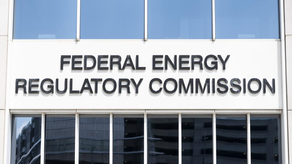 The Federal Energy Regulatory Commission regulates interstate sale of electricity