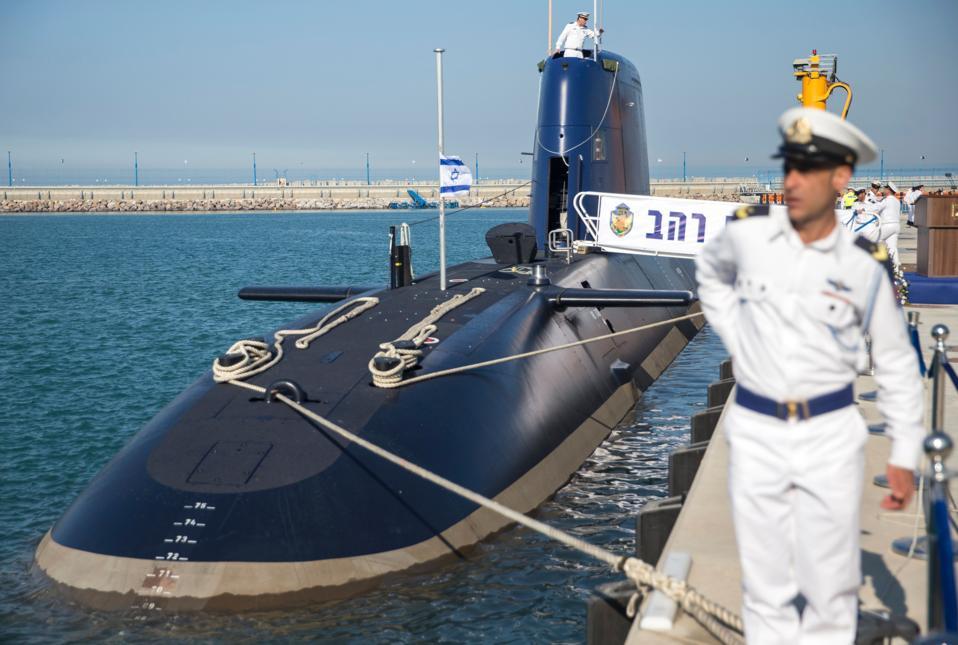 ISRAEL-GERMANY-DEFENCE-SUBMARINE
