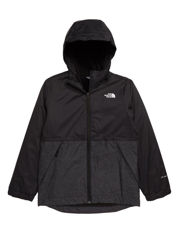 Warm Storm Hooded Waterproof Jacket