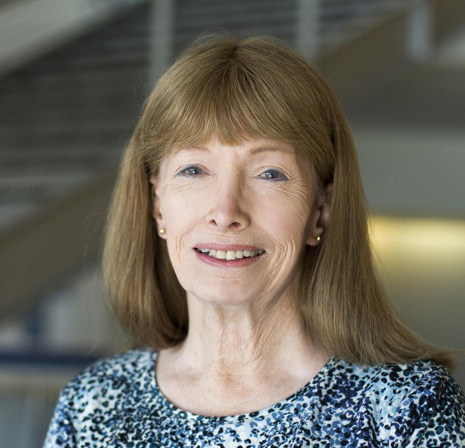Lynn Conway, professor emerita at the University of Michigan.