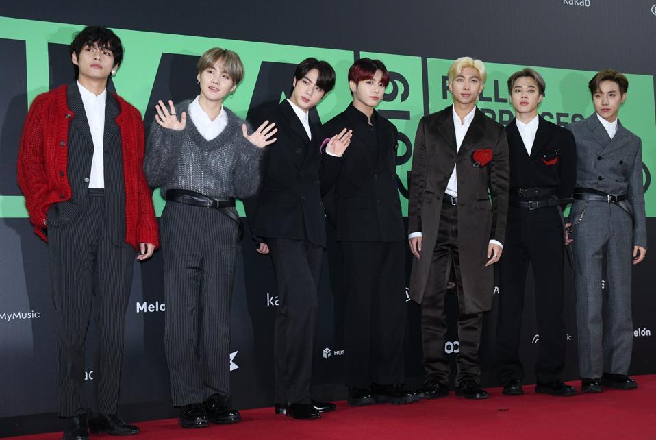 Melon Music Awards 2019 - Photocall