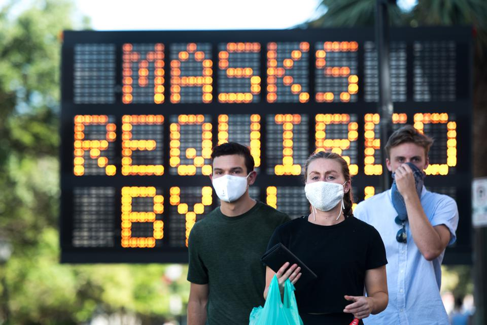 South Carolina Struggles With Rising Coronavirus Cases