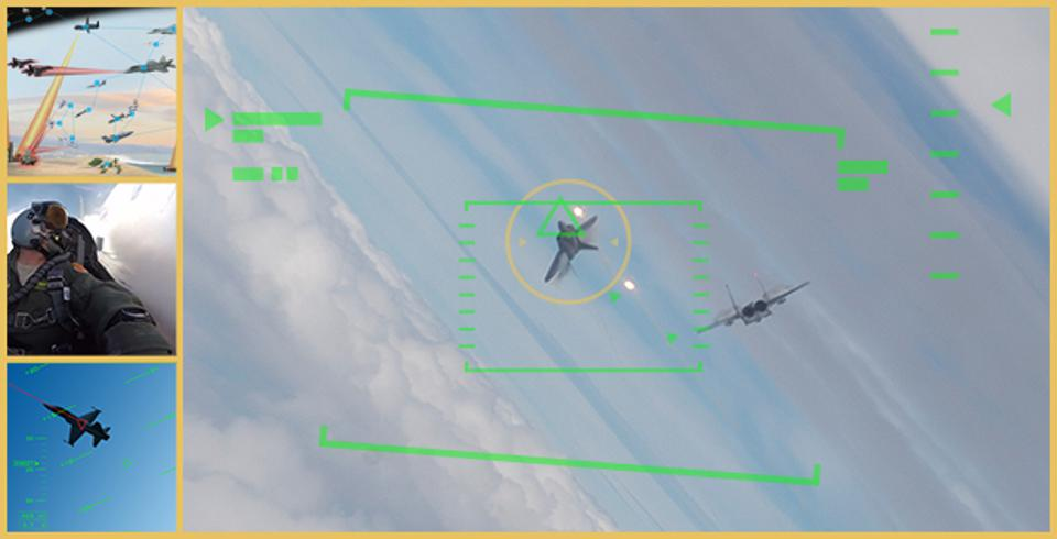 DARPA ACE program imagery.