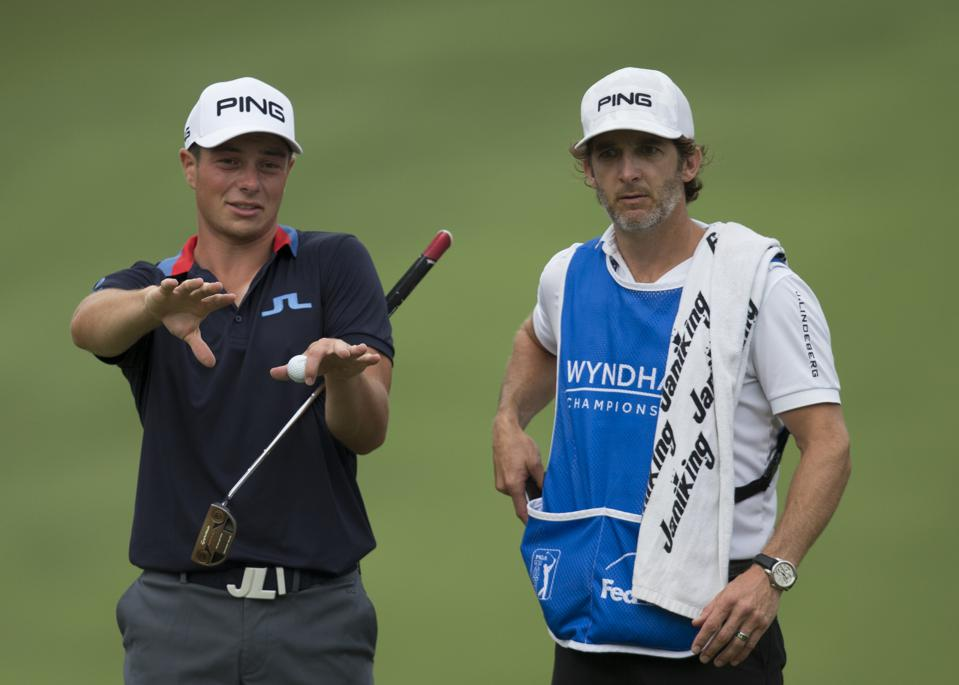 GOLF: AUG 04 PGA - Wyndham Championship