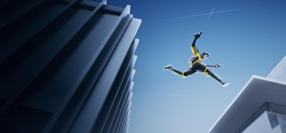 Mirror's Edge' Inspired VR Parkour Platformer 'STRIDE' Gets A Beta Test  (But You Don't Have Long To Apply)