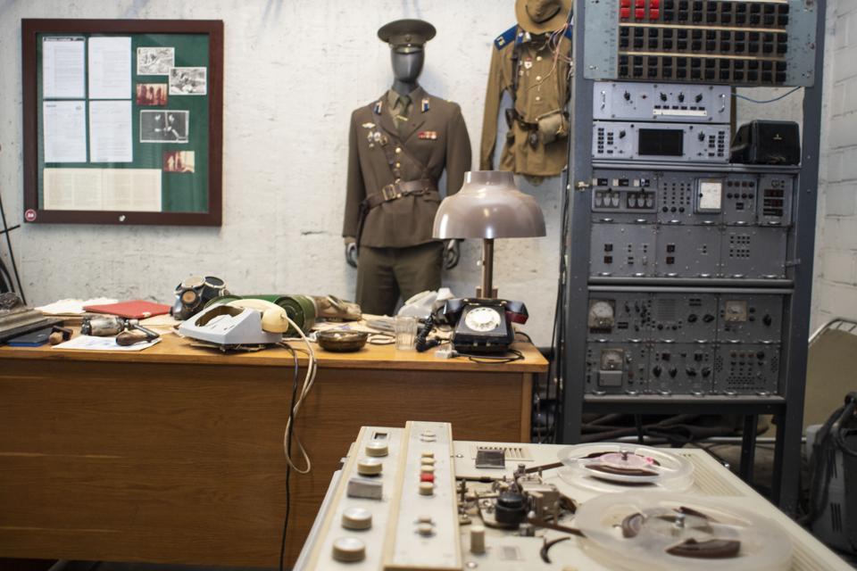 KGB surveillance memorabilia