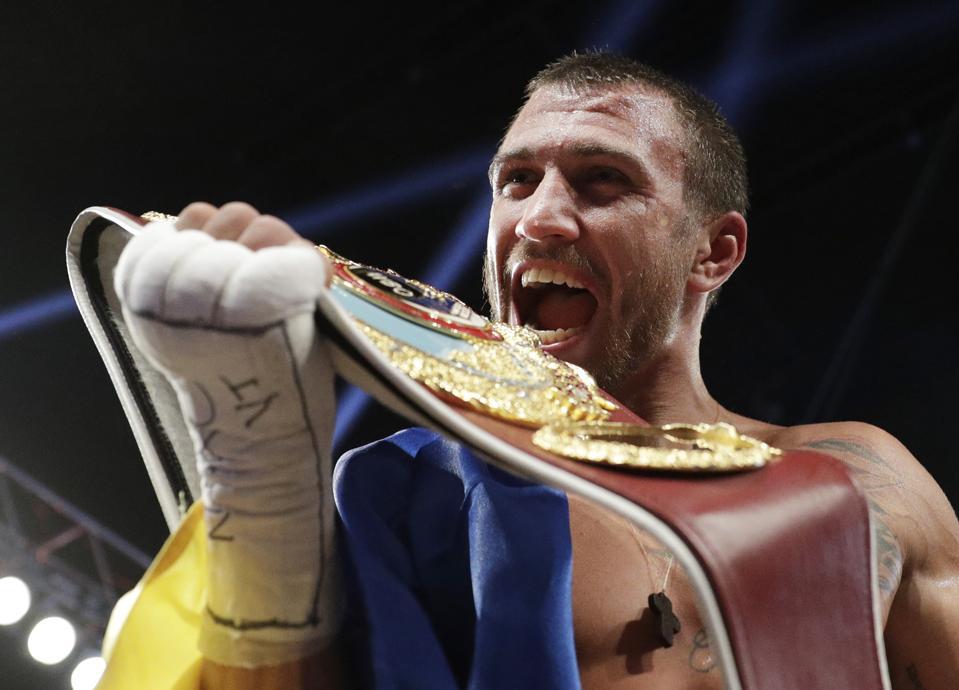 Walters Lomachenko Boxing