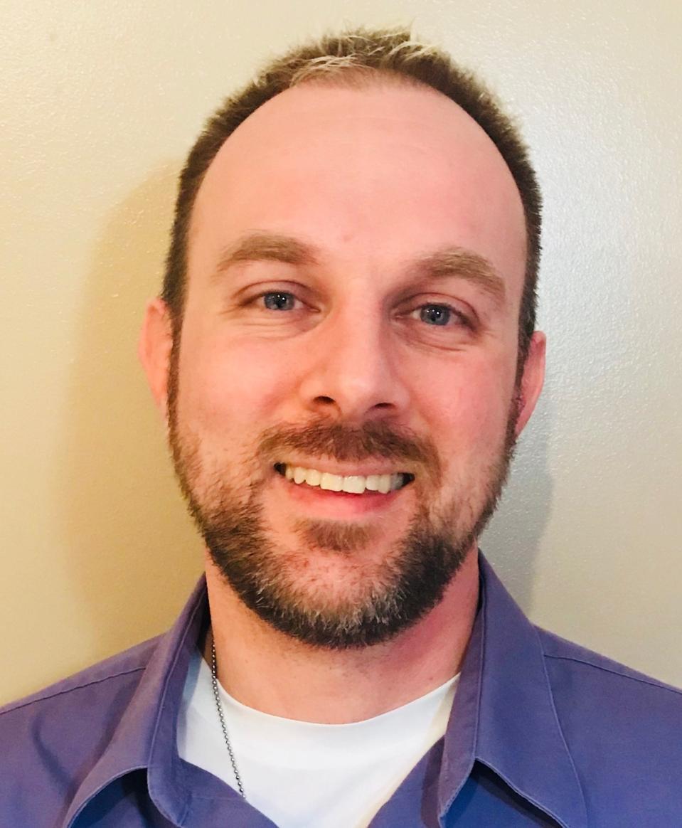 Ruark Hotopp, a representative for USCIS workers in Nebraska