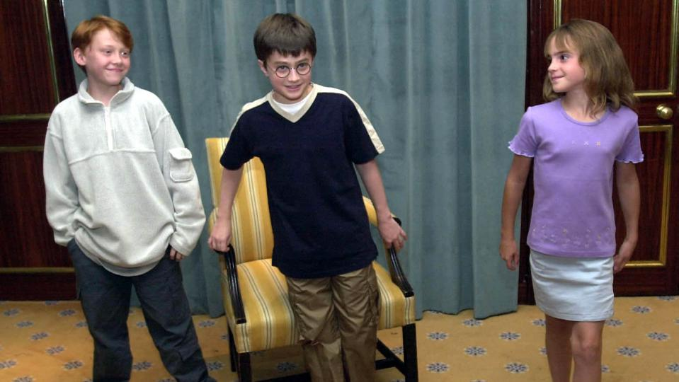 Harry Potter film Radcliffe stars