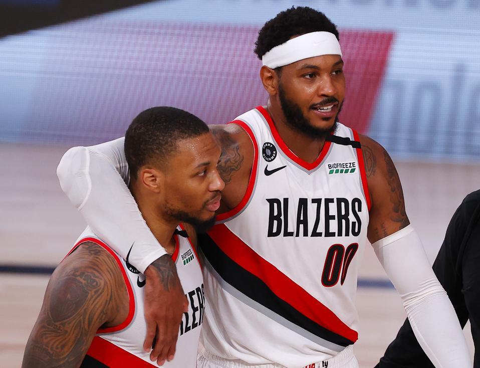 Philadelphia 76ers v Portland Trail Blazers