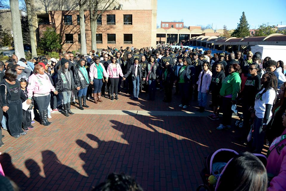 2014 Martin Luther King, Jr. March & Rally