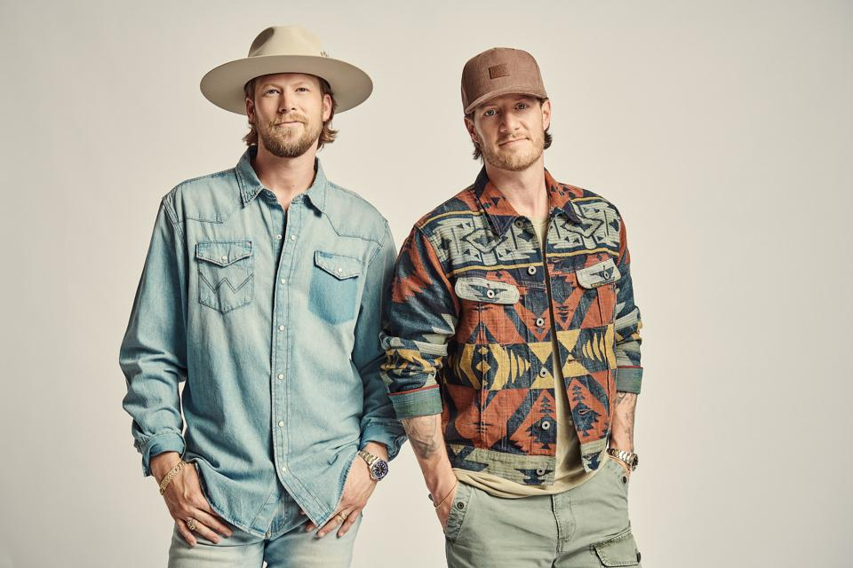 Florida Georgia Line find new publishing home with the country duo's own Tree Vibez Music