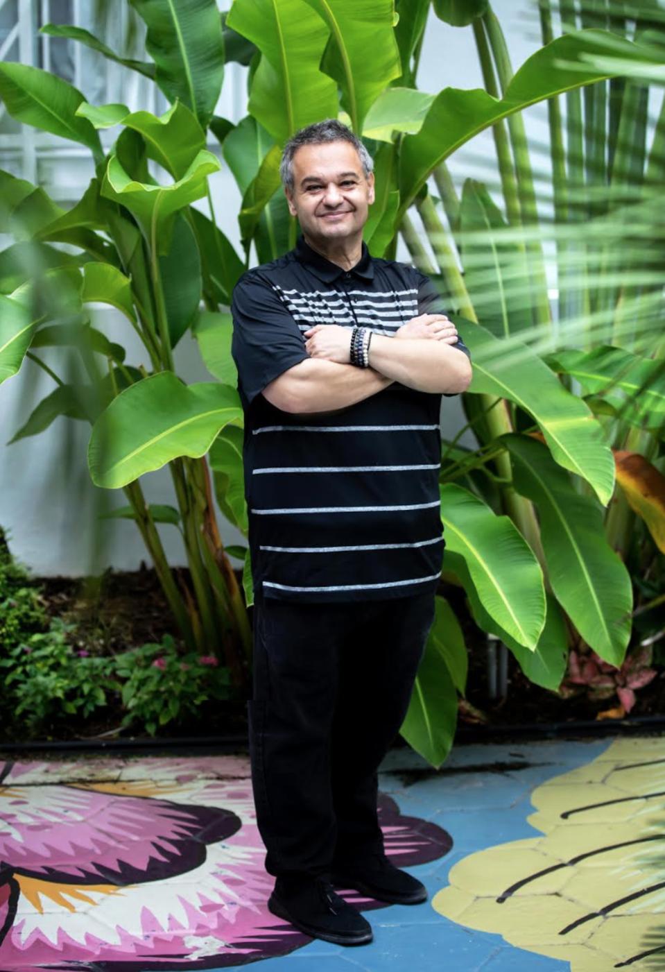 Miami restaurateur Georgios Vogiatzis