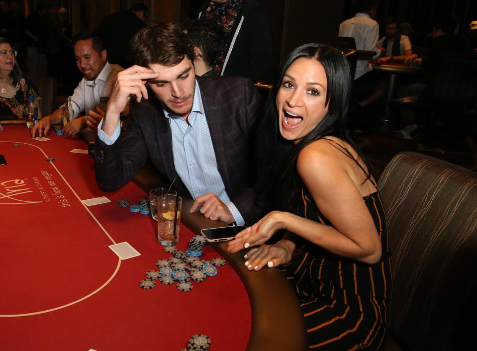 Celebrity Charity: One Step Nearer Basis's Raising The Stakes For Cerebral Palsy Celeb Poker Tournament