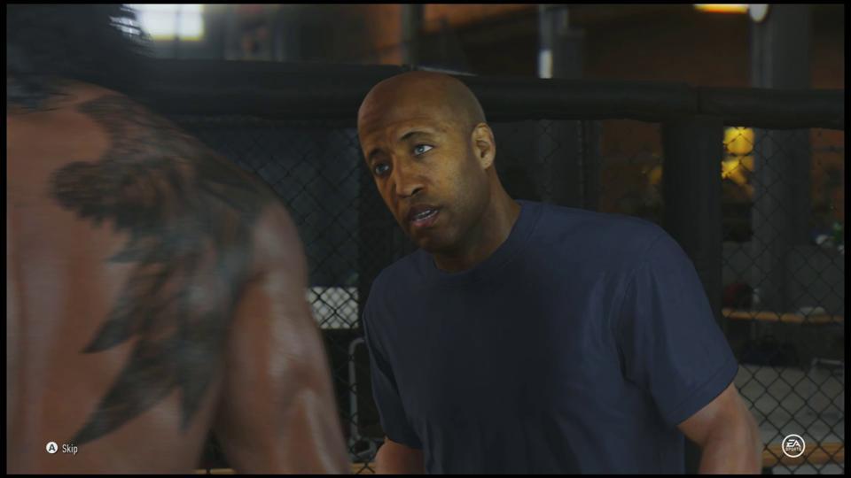 EA UFC 4