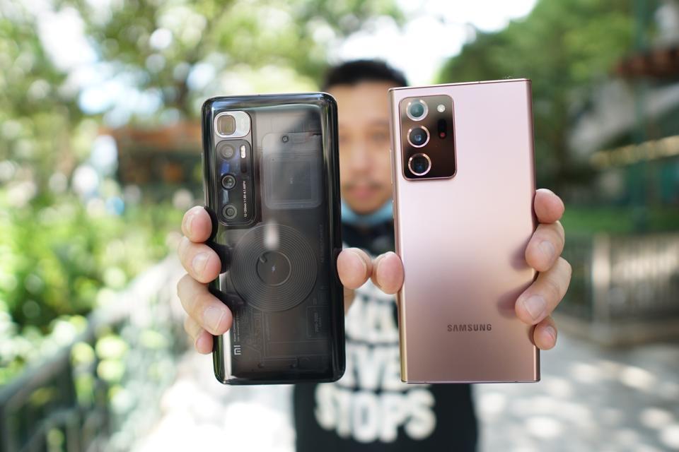 Xiaomi Mi 10 Ultra Rebut Gelar Raja Kamera Smartphone dari ...  |Xiaomi Mi 10 Ultra