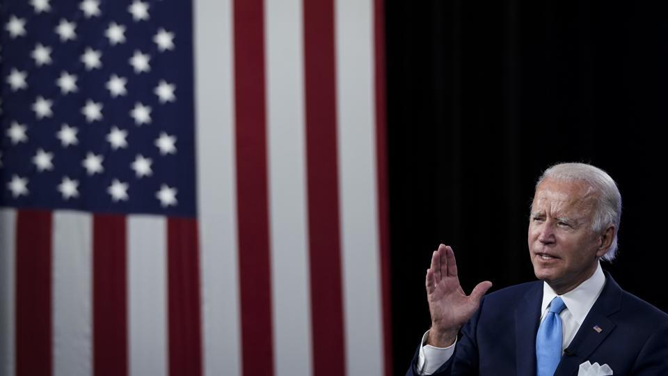 Presidential Candidate Joe Biden And New Running Mate Kamala Harris Hold Fundraiser In Delaware