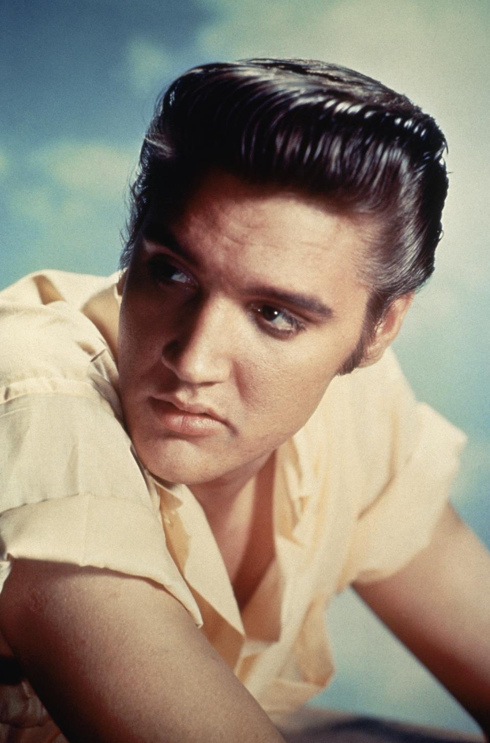 Matinee Idol Elvis Presley