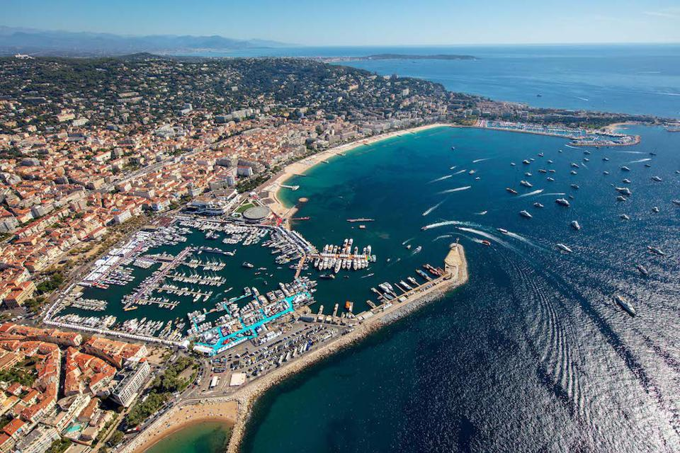 The 2020 Cannes Yachting Festival has been canceled