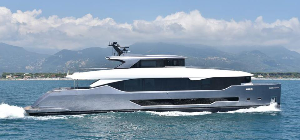 The innovative Maiora 35 in the South of France