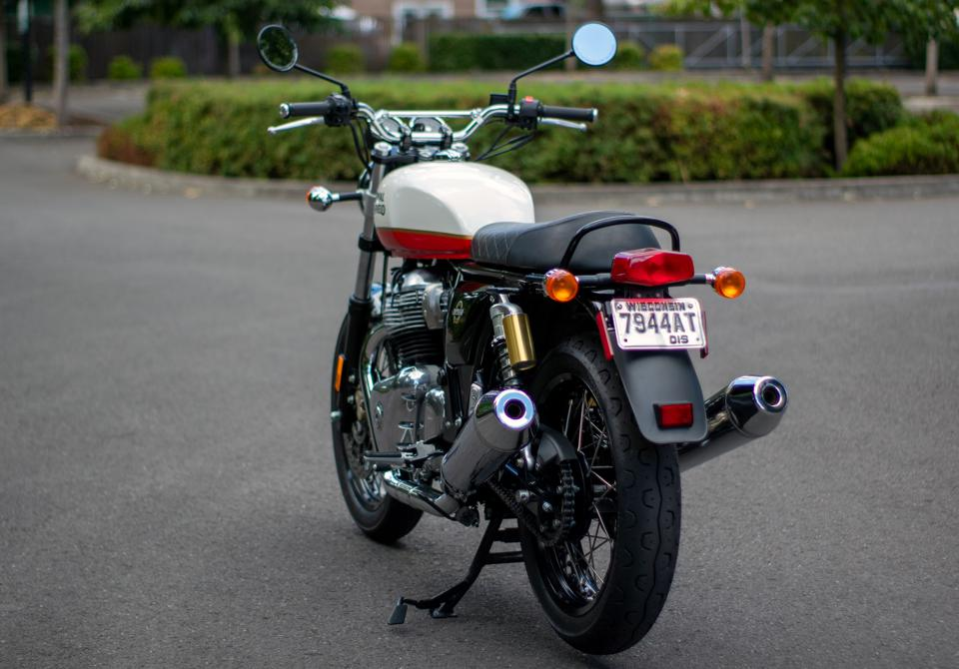2020 Royal Enfield INT650 motorcycle