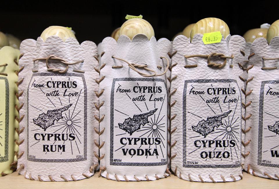 Cyprus is one of around 100 countries that produce vodka. Photographer: Chris Ratcliffe/Bloomberg