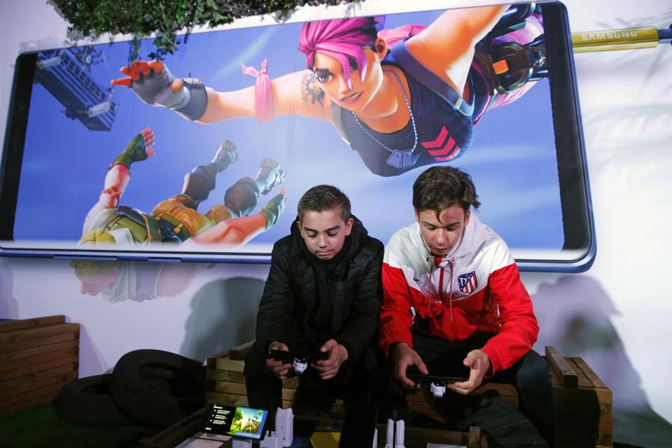 Paris Games Week 2018 At Porte De Versailles In Paris : Press Day At Porte De Versailles In Paris