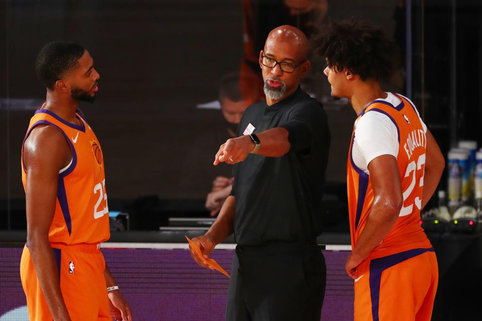 Without Monty Williams, There Is No Fairy Tale Run For The Phoenix Suns