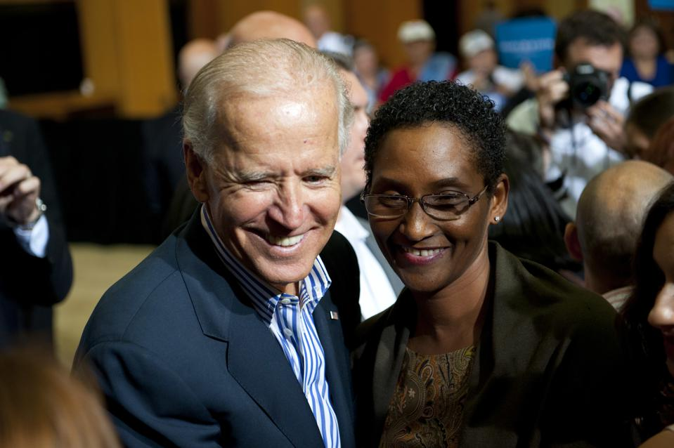 Vice President Biden Campaigns on Middle Class