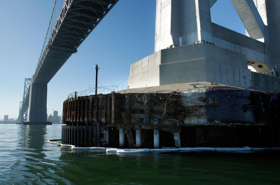 Bay Area Reacts To Devastating Oil Spill