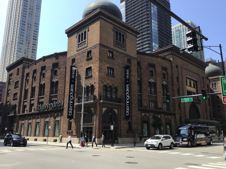 Bloomingdale's Chicago Medinah