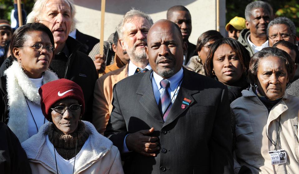 Chagos Islanders case
