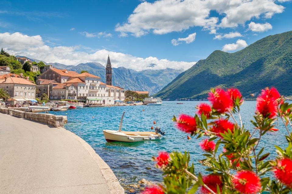second passport Montenegro