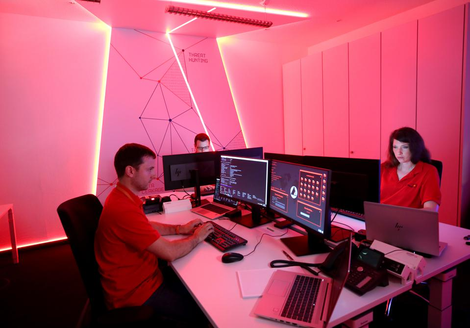 Training centre against cyber attacks near Innogy